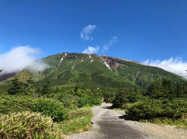 御嶽山 夏山シーズン