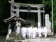 Taisosi1.jpg(御嶽山登拝講社をお迎えして)