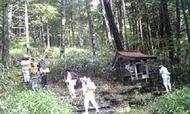 Gosintai.jpg(御嶽神社のご神体の登頂)