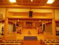 K_temple.jpg(御嶽教 木曽本宮遷座祭)