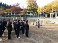 Narakawa.jpg(楢川地区一里塚跡に石碑を設置)
