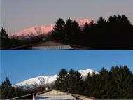 御嶽山(早起きはお得?)